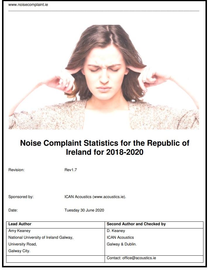 Noise-Complaints-Ireland